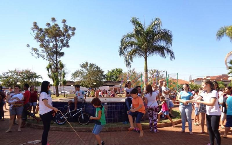 Sábado Brincante em Ipuã