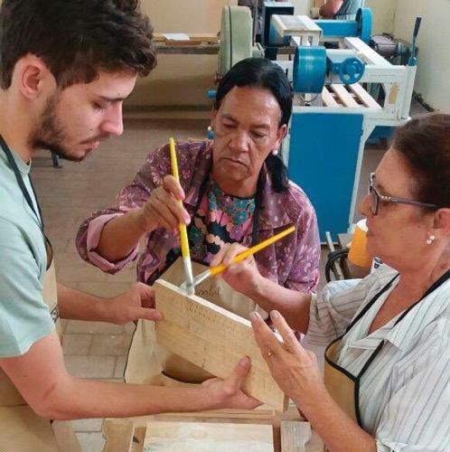 Projeto Sustent'Arte Orlândia – Feira do Artesanato Brasil Original