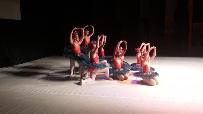 Usina da Dança fez parte da programação cultural da Feira do Livro de Orlândia