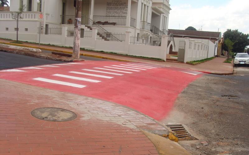 IORM – Lombada de acesso Castelinho