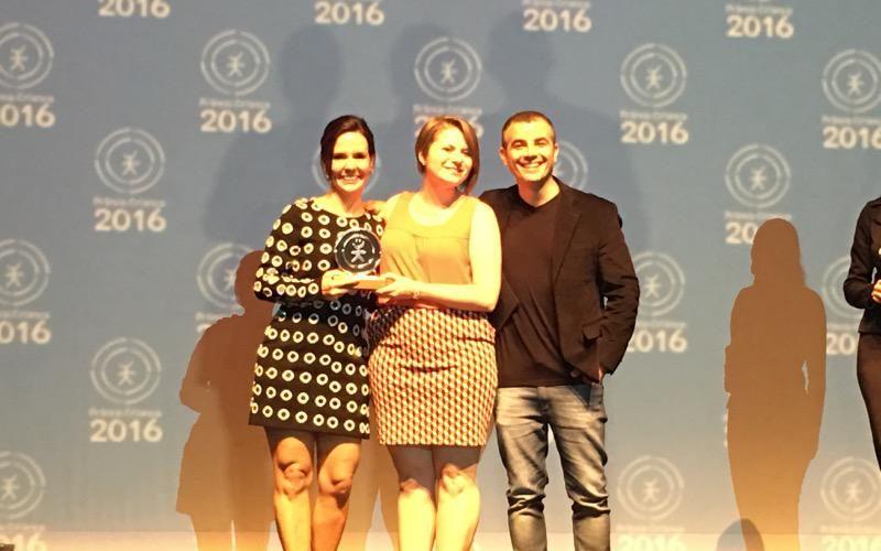 Casa da Criança Armanda Malvina de Mendonça conquista Prêmio da Fundação Abrinq 2016