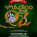 Usina da dança - Mágico de Oz