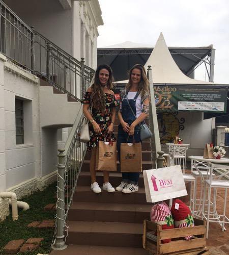 O Castelinho abriu suas portas para a Mostra Cultural Mercado do Bem