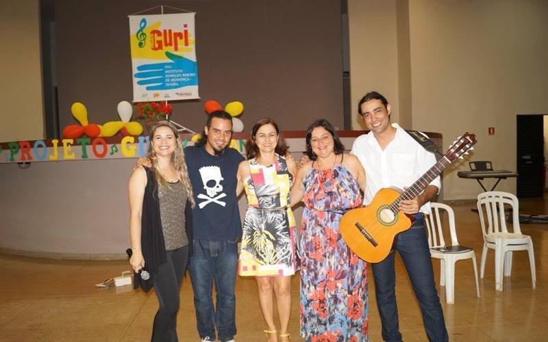 alunos doAlunos do Polo IORM Guaíra realizaram concerto de despedida do semestre Polo IORM Guaíra realizaram concerto de despedida do semestre