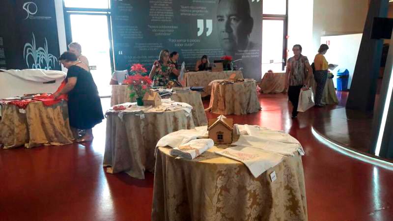Bazar de Natal do IORM foi realizado no Centro Cultural Colorado
