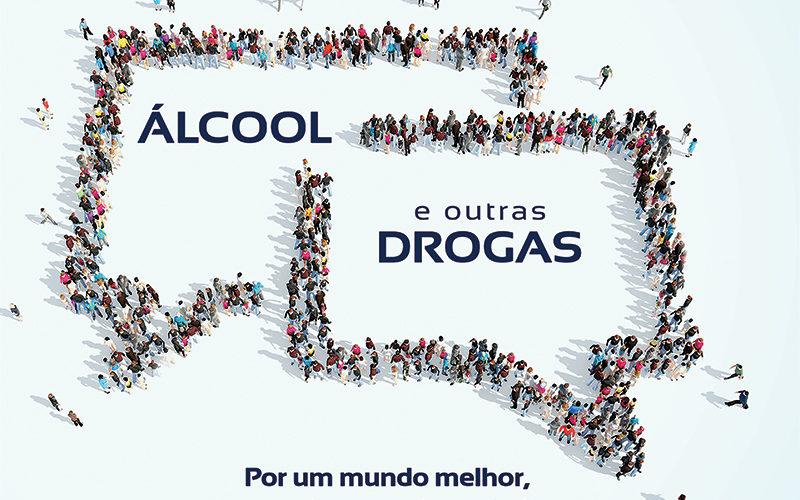 """Freemind – """"Drogas & Álcool: Por um Mundo Melhor, Vamos Tocar nesse Assunto""""."""