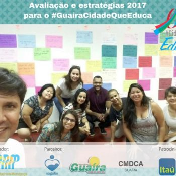 Guaíra, Cidade que Educa, planeja 2017