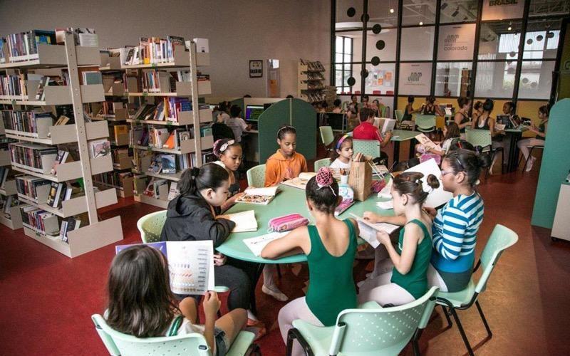 Biblioteca Energia do Conhecimento é comunitária e gratuita