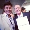 Governador Alckmin recebe relatório do IORM