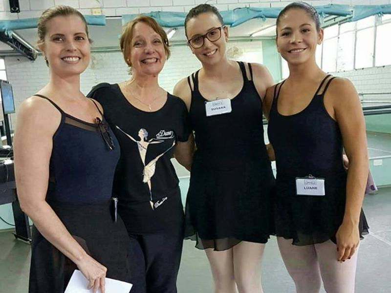 Parceria IORM & Cisne Negro Cia. de Dança promoveu curso para professores da UD