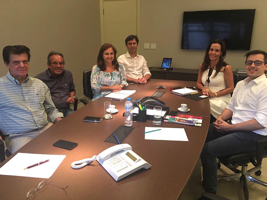 IORM recebe Diretor Executivo da Associação Paulista dos Amigos da Arte