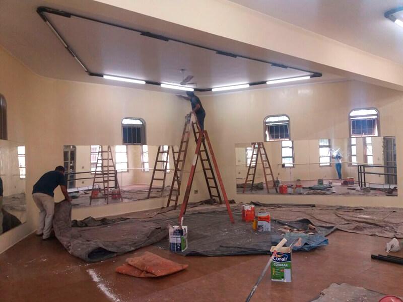 Reforma do Centro Cultural aprimora capacidade de trabalho do IORM em Miguelópolis