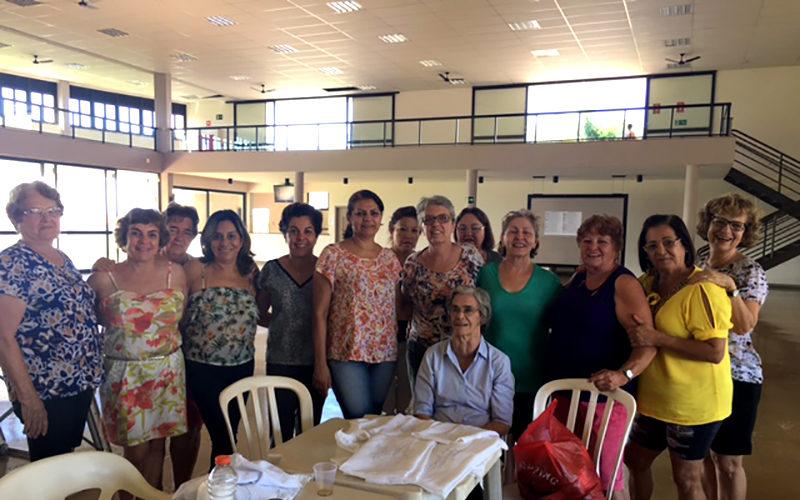 Voluntariado do IORM volta ao trabalho nas cidades de Guaira