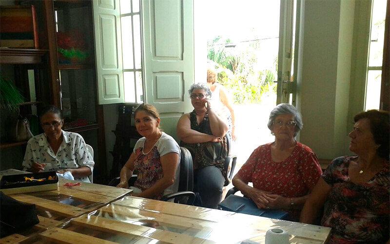 Voluntariado do IORM volta ao trabalho nas cidades de Orlândia