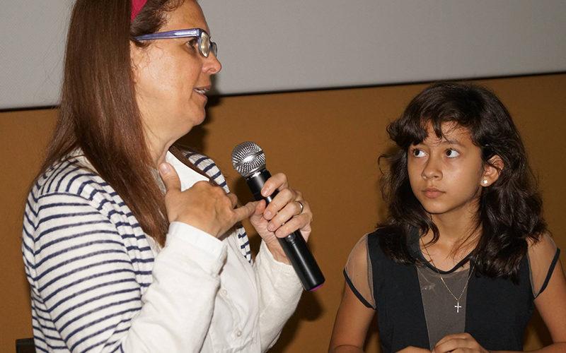 IORM promove encontro de seus alunos com a Escritora Patrícia Engel Secco