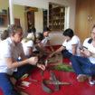 Equipe da Casa da Criança Armanda  Malvina de Mendonça