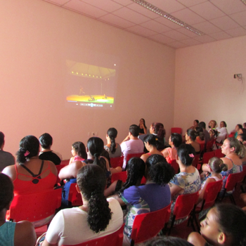 Usina da Dança promove encontro com os responsáveis por seus alunos