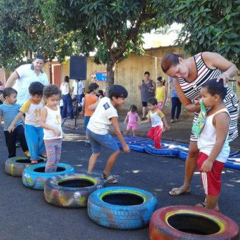 Casa da Criança comemora a Semana do Brincar 2017 nos dias 25 e 26 de maio