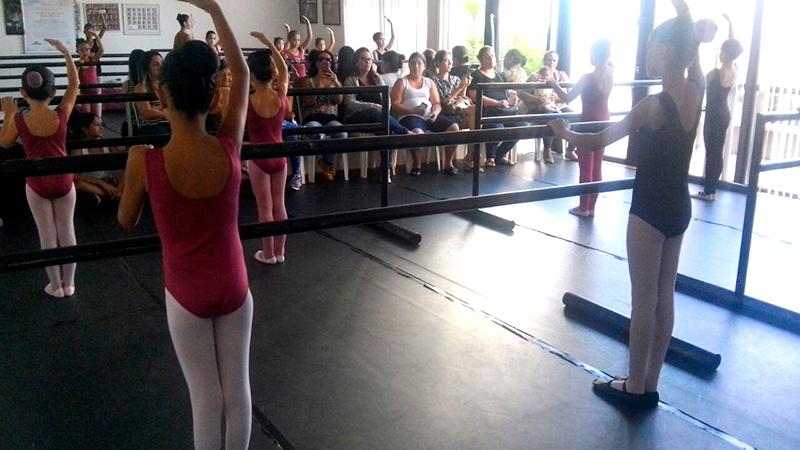 Usina da Dança - Guaíra