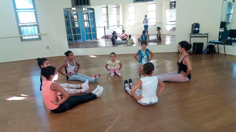 Usina da Dança - Miguelópolis