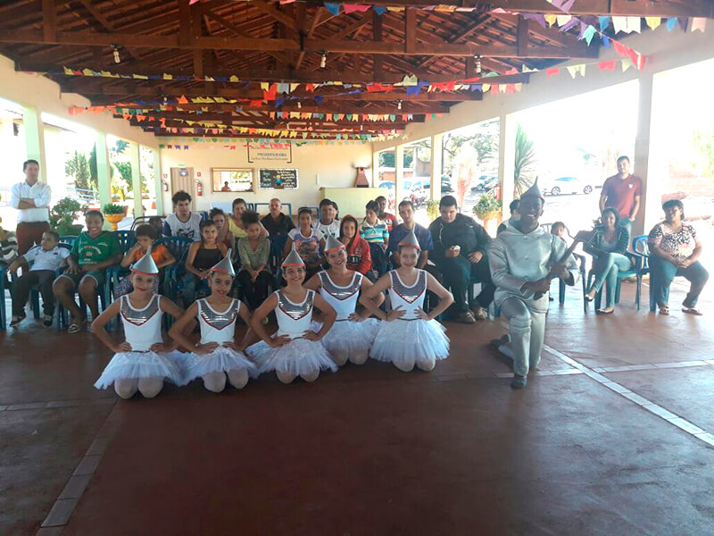 Programação da Agenda Móvel levou apresentações à Guaíra, Ipuã, Miguelópolis e Orlândia em maio