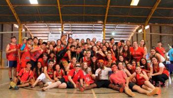 A partir de agosto, a emoção dos Jogos Abertos das Estações estará de volta a Guaíra