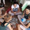 Nas oficinas, alunos do IORM são desafiados a produzirem asteroides e planetas