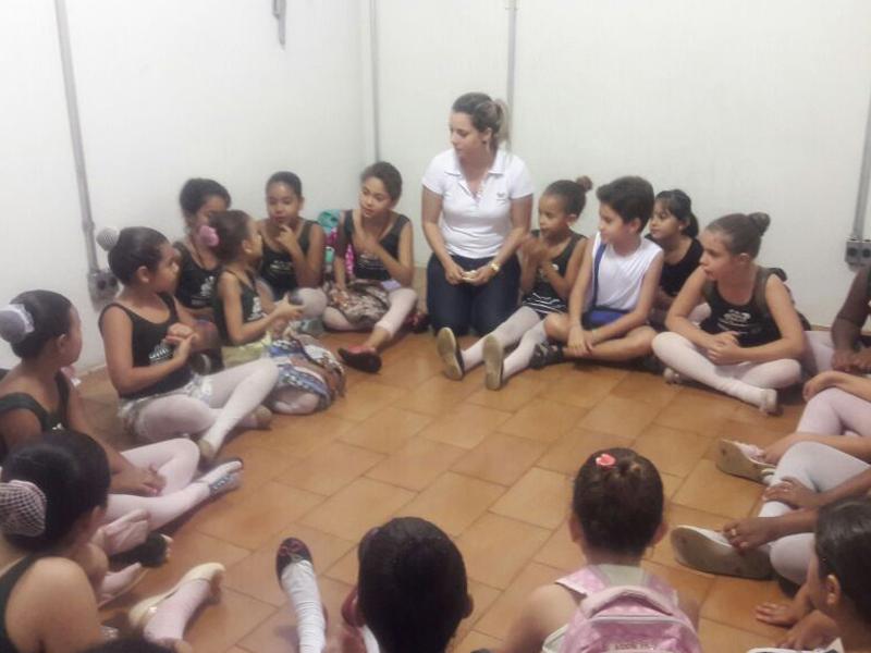 IORM promove encontro com famílias de alunos dos projetos desenvolvidos em Miguelópolis