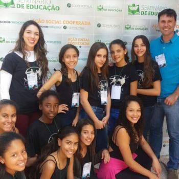 IORM apresenta no Seminário de Educação da Ação Social Cooperada Sicoob Credicitrus