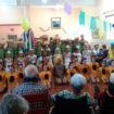 Usina da Dança apresenta sua arte para idosos do Asilo Conferência São Vicente de Paulo de S. Joaquim