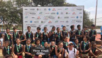 Segundo final de semana dos Jogos Abertos mobiliza Guaíra e tem Emef Profª Vera Vitali como campeã