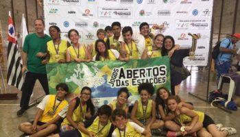 Começa no dia 12 de agosto a Etapa Inverno dos Jogos Abertos das Estações, de Guaíra