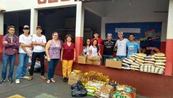 Casa da Criança Armanda Malvina de Mendonça recebe doação