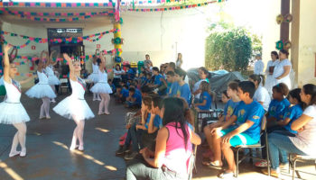Usina da Dança em Guaíra