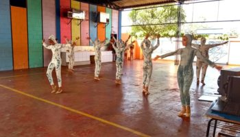 Sogube recebe apresentação da Usina da Dança