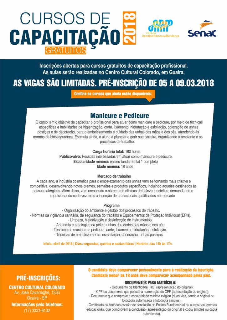 parceria senac iorm