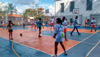 Com Projeto Futuro Olímpico  Núcleo Oswaldo Ribeiro de Mendonça é a mais nova praça esportiva de Orlândia