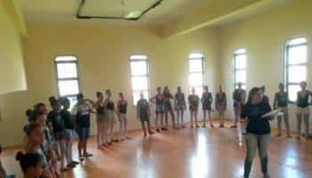 Alunos da Usina da Dança voltam às aulas em Miguelópolis