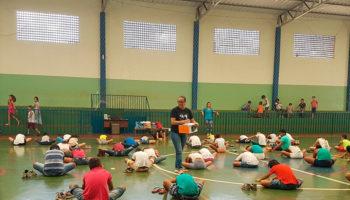 Oficina de Artes Integradas Usina da Dança seleciona alunos em Guaíra e Ipuã