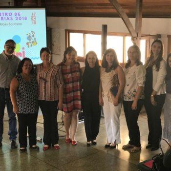 IORM participa do encontro de parceiros do Projeto Guri 2018