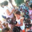 Grupo Colorado mantém a tradição e distribui ovos de páscoa para alunos da Casa da Criança Armanda Malvina de Mendonça