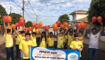 IORM participa do Desfile Cívico em comemoração aos 89 anos de Guaíra