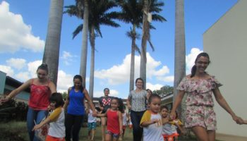 Casa da Criança promove Semana da Família na Escola
