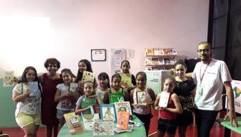 Caixa de Cultura reforça acervo da Biblioteca Energia do Conhecimento com 107 novos títulos até outubro