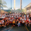 Alunos da ETEC Alcídio e Castelinho participam do Campeonato de Basquete e Vôlei do Projeto Futuro Olímpico 2