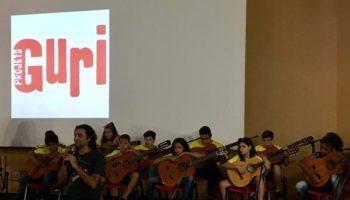 Projeto Guri polo IORM Guaíra amplia número de alunos por turma