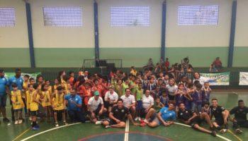 Etapa Verão dos Jogos Abertos das Estações de Ipuã reuniu 150 alunos de cinco escolas