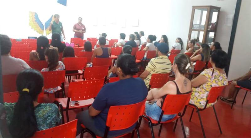 Combate à Dengue foi tema de palestra no Núcleo Cultural ORM de Ipuã