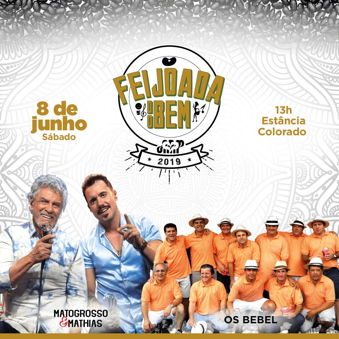 Feijoada do Bem 2019 - IORM