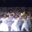 Oficinas de Artes Integradas do IORM apresentou-se na maior festa popular de Ipuã